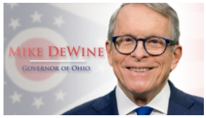 Photo of Governor DeWine