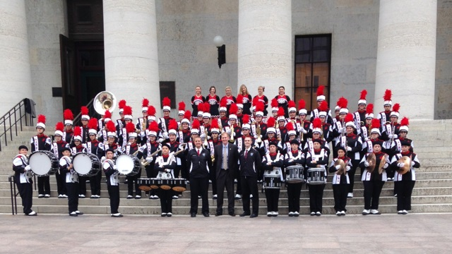 band statehouse