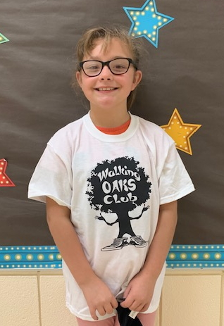 Photo of Walking Oaks Achiever Emily Baker